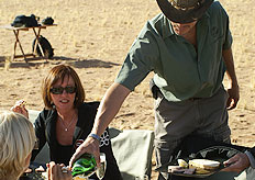 Africa safaris -staff quality