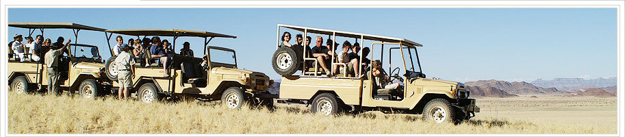 Abenteuer Afrika Safari - Beyond borders, beyond imagination